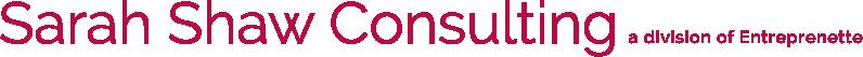 Sarahshawconsulting Logo