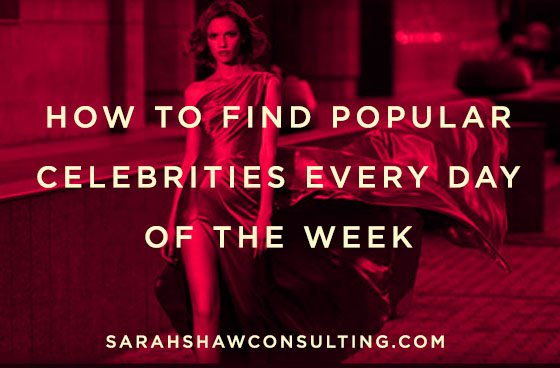 how-to-find-popular-celebrities