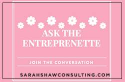 ask the entreprenette