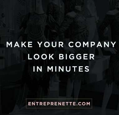 Make Your Company Appear Bigger in Minutes