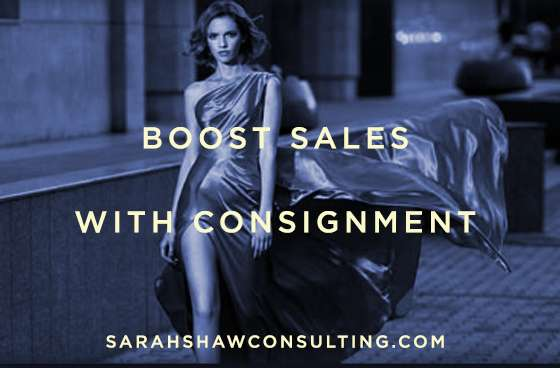how to boost sales with consignment